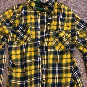 Men's Billabong flannel